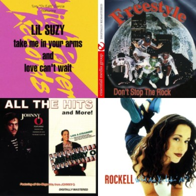 Freestyle (80s Band) Radio Thumbs Up Playlist - Created by