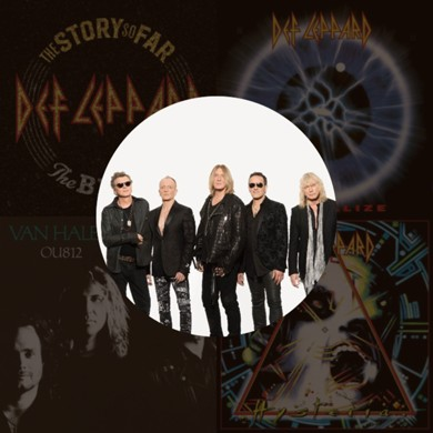 Def Leppard Radio Thumbs Up Playlist - Created by krissy133