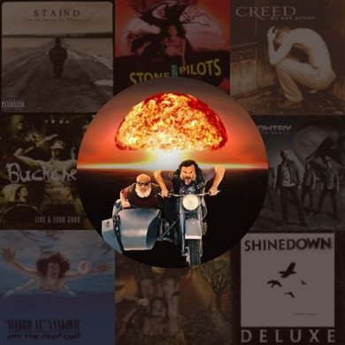 Tenacious D Radio Thumbs Up Playlist - Created by Dave