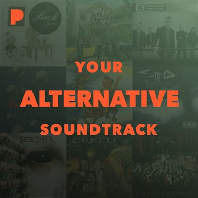 Your Alternative Soundtrack Playlist - Created by