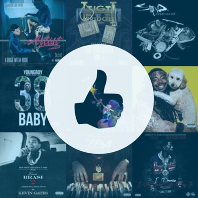 My Thumbs Up Playlist - Created by Rhyver Cosner | Pandora
